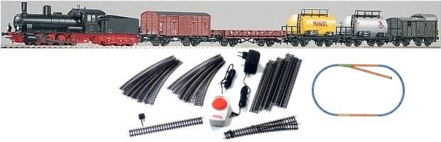 Piko 57120 - G7 Steam Freight Starter Set 120V