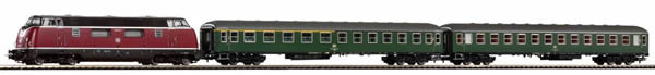 Piko 57132 - Starter Set with Diesel Locomotive BR 220 of the DB