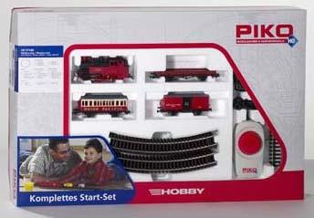 Piko 57140 - Western Starter Set 120V