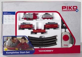 Piko 57145 - Circus Starter Set 120V