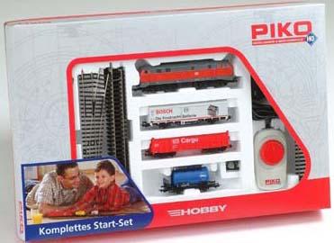 Piko 57151 - Diesel Freight Starter Set 120V
