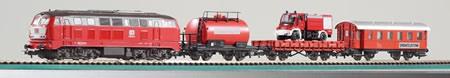 Piko 57153 - Fire Train Starter Set 120V