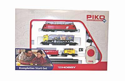 Piko 57170 - ÖBB Taurus Freight Starter Set 120V