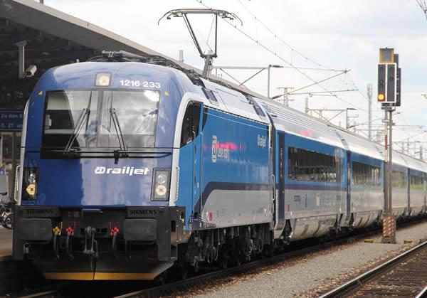 Piko 57173 - Czech Start-Set Railjet of the CD