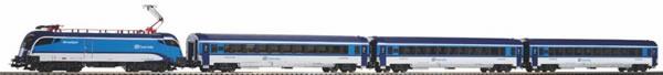 Piko 57179 - Start-Set Railjet of CD
