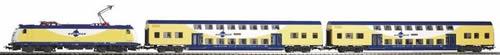 Piko 57181 - Metronom Passenger Starter Set 120V