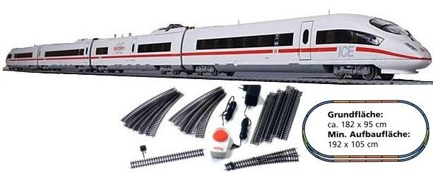 Piko 57194 - DB ICE 3 Starter Set 120V