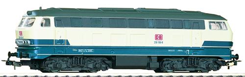 Piko 57317 - BR 218 DB V Blue/Beige