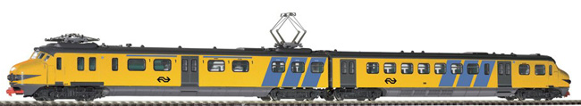 Piko 57522 - Hondekop Yellow/Blue NS III