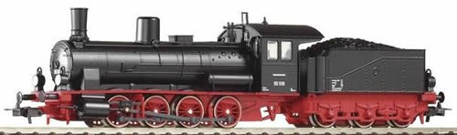 Piko 57550 - G7 Steam Loco BR 55 DB III
