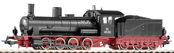 Piko 57560 -  Steam Towing Locomotive 421 / BR 55 (G7.1) of the FS