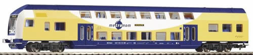 Piko 57603 - Bi-Level Control Car Metronom V