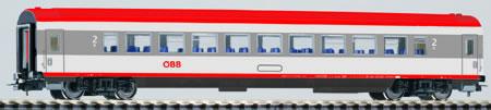 Piko 57613 - IC Passenger Car 2nd Cl. ÖBB V