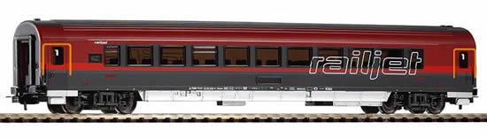 Piko 57642 - 1st Class Rail Jet Passenger Car