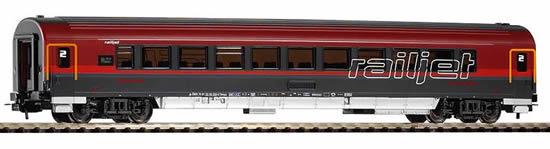 Piko 57643 - 2nd Class Rail Jet Passenger Car
