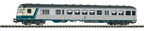 Piko 57653 - SilverCoin 2nd Cl. Coach BS DB IV