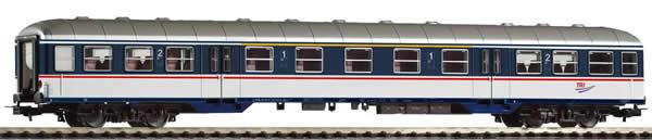 Piko 57679 - 1st / 2nd Class National Express SilverCoin Coach