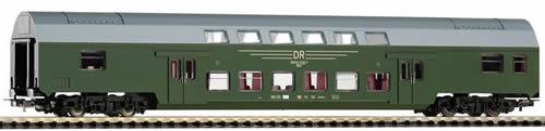 Piko 57684 - Double-Decker Passenger Cars DBmue