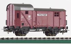 Piko 57708 - Boxcar Gwhu02 DR III
