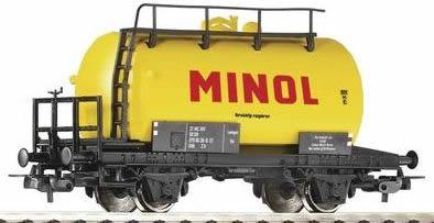 Piko 57713 - Tank Car Minol DR IV