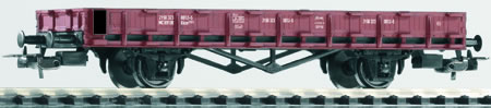 Piko 57717 - Flatcar Kkm3230 DR IV