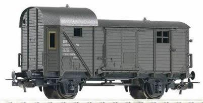 Piko 57721 - Boxcar Pwg DB III