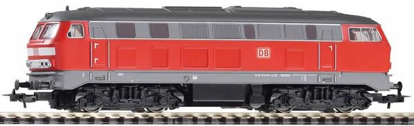 Piko 57801 - German Diesel Locomotive BR 218 of the DB AG