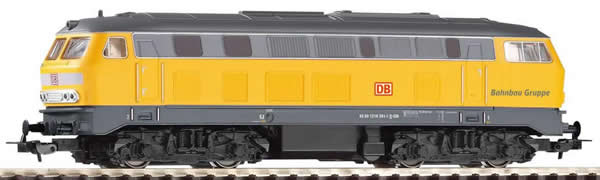 Piko 57802 - German Diesel Locomotive BR 218 of the DB AG