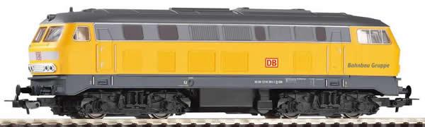 Piko 57802 - German Diesel Locomotive BR 218 of the DB AG