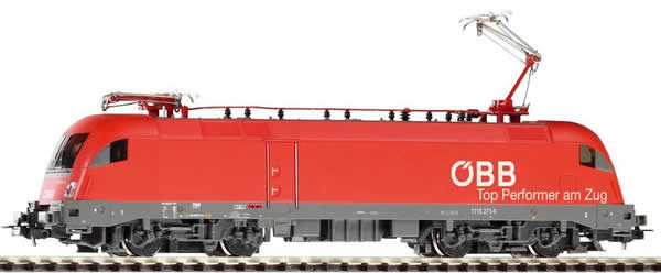 Piko 57822 - Austrian Taurus Electric Locomotive Rh 1116 of the OBB