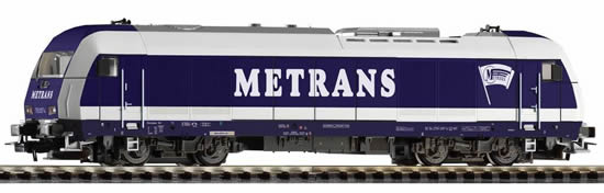 Piko 57888 - Czechoslovakian Diesel Locomotive Herkules Metrans
