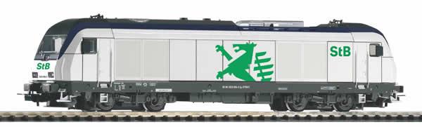 Piko 57891 - German Diesel Locomotive Herkules ER20 STB