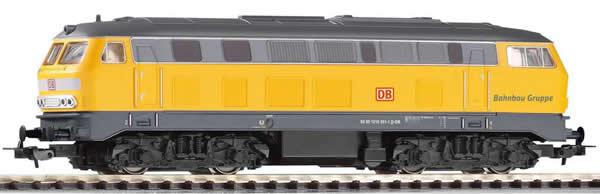 Piko 57902 - German Diesel Locomotive BR 218 of the DB AG
