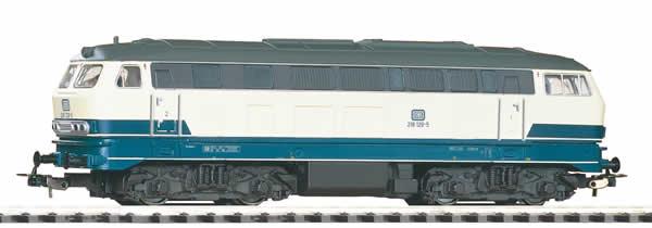 Piko 57903 - German Diesel Locomotive BR 218 of the DB