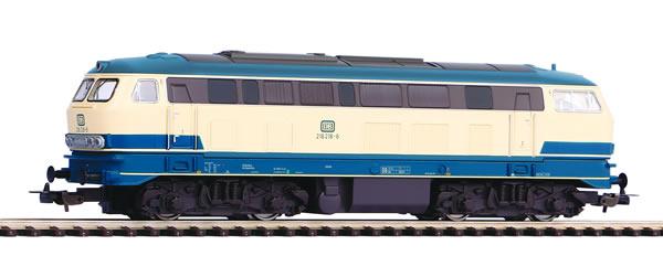 Piko 57906 - German BR 218 Diesel Locomotive of the DB