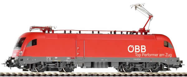 Piko 57922 - Austrian Taurus Electric Locomotive Rh 1116 of the OBB