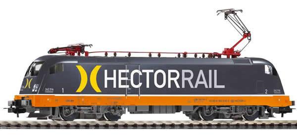 Piko 57923 - Electric Locomotive Taurus Rh 242 Hectorrail