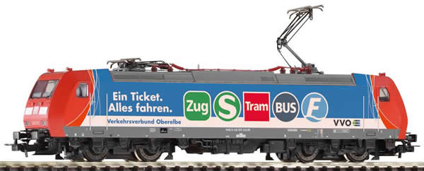 Piko 57938 - German Electric Locomotive BR 146 017 VVO of the DB AG