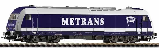 Piko 57988 - Czechoslovakian Diesel Locomotive Herkules Metrans