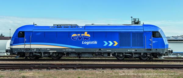 Piko 57994 - German Diesel Locomotive Herkules ER20 of the EVB Railroad
