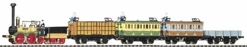 Piko 58105 - Saxonia I Loco & 4 Cars