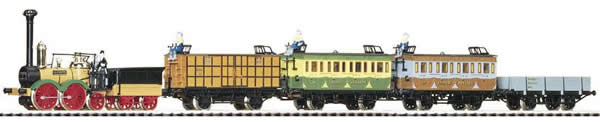 Piko 58205 - Saxonia I Loco & 4 Cars