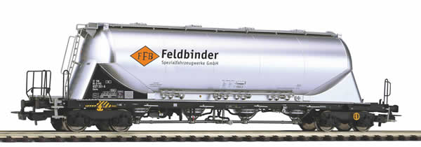Piko 58435 - Silo wagon Uacns Feldbinder fair vehicle