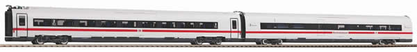 Piko 58590 - 2pc Additional Car Set for BR 412 ICE 4