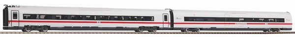 Piko 58591 - 2pc Additional Car Set for BR 412 ICE 4