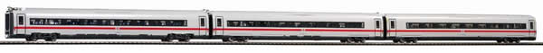 Piko 58596 - Set of 3 additional cars BR 412 of the DB AG