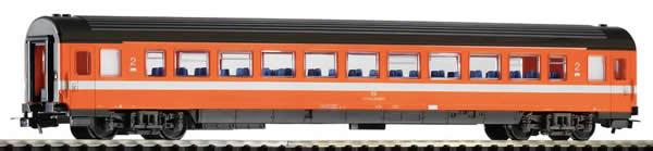 Piko 58670 - 2nd Class Passenger Coach