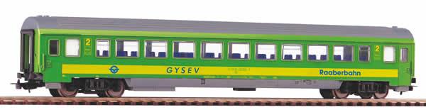 Piko 58677 - Passenger Car Gysev 2nd class