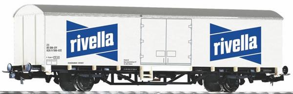 Piko 58783 - Covered freight car Rivella SBB