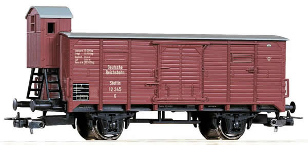 Piko 58907 - Covered Freight Car G02 Szczecin